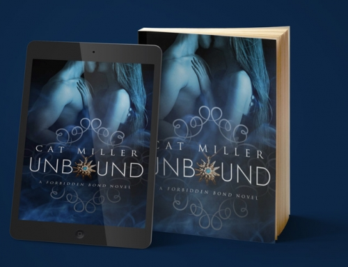 Unbound Release Day